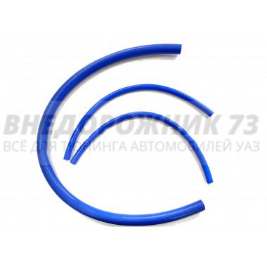 Шланг расширительного бачка УАЗ Патриот силикон (3163-1311098) (к-т из 3-х шт)