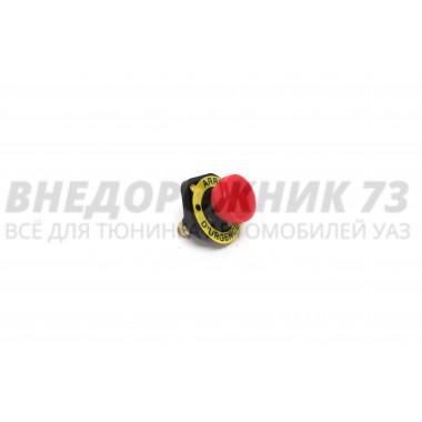 Выключатель массы для лебедки 12000 LBS 12V 400A (кнопка)