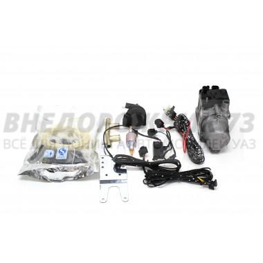 Предпусковой подогреватель двигателя 12в (бензин) аналог Webasto