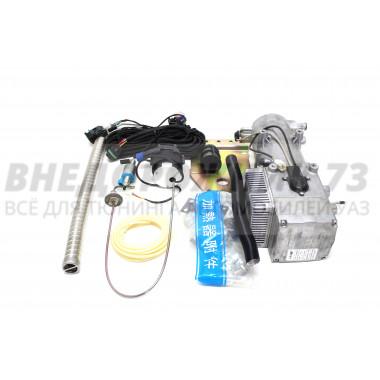 Предпусковой подогреватель двигателя 24в (дизель) аналог Webasto