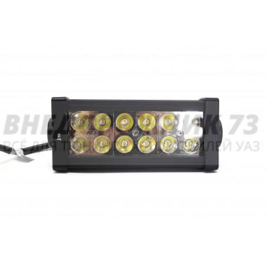 Фара светодиодная CH008 36W 12 диодов по 3W (дальний свет)