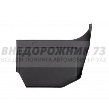 Обивка боковины и внутренних стоек кузова Патриот