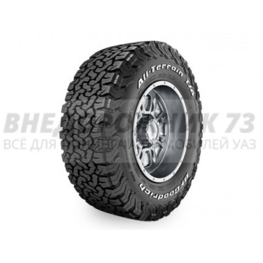 Шина BFGoodrich LT 215/75R15 Аll-Terrain KO2 100/97S