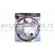 Кран отопителя УАЗ 3741 керамический (инжектор) D-20