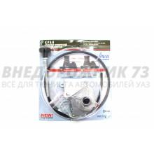 Кран отопителя УАЗ 3741 керамический (карбюратор) D-18