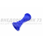 Трубка защитная провода передней двери (силиконовая) синяя