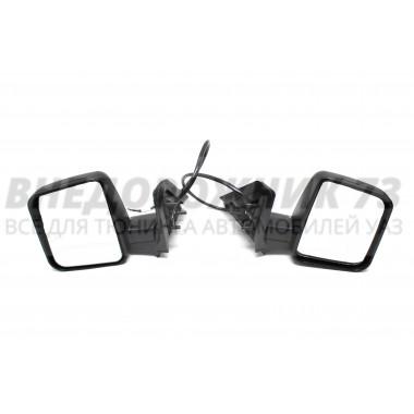 Зеркала заднего вида Патриот-Пикап с электроприводом и обогревом