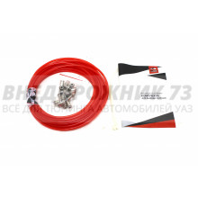 Комплект для вывода сапунов на УАЗ «redBTR» Gen II (с КПП и РК DYMOS) без глушителя