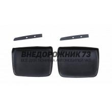 Брызговики резиновые передние УАЗ ПРОФИ (к-т 2 шт)