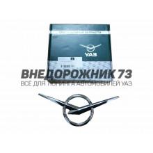 Знак (эмблема УАЗ) заводской ПРОФИ