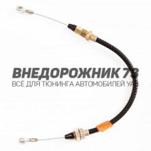 Трос привода ручного тормоза УАЗ (Хантер) 315195-10