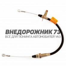 Трос привода ручного тормоза УАЗ 31631 (Патриот-дизель)