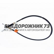Трос привода ручного тормоза УАЗ 3163 (задний пр.) Патриот с 1.10.2013г.в.