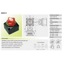 Переключатель двух АКБ (100/300А 12-50V)