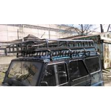 Багажник для УАЗ 469 / Хантер «САХАЛИН-2»