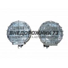 Противотуманные фары Н3 55W БЕЛЫЕ (комплект 2 шт) RD-800 W