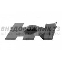 Брызговик двигателя передний УАЗ-452 (кривой)