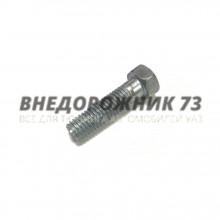 Болт М8х30 крепления масляного картера ЗМЗ-405,406,409