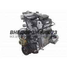 Двигатель (107 л. с) УМЗ 4216, АИ-92 Газель с ГУР, инжектор ЕВРО-3, (грузовой ряд, автобусы)
