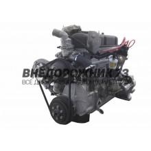 Двигатель (82 л. с.) УМЗ 4178 ОО, АИ-92 с рычажным сцеплением (легковой ряд)