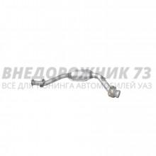 Нейтрализатор УАЗ 3741 с приемной трубой дв. УМЗ-4213, ЕВРО-3, ЭМ.094.1206010