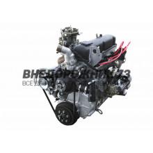 Двигатель (89 л. с.) УМЗ 4218 ОА, А-92 под лепестковую корзину (грузовой ряд)/взамен 4218.1000402-05