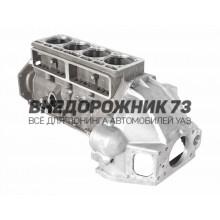 Блок цилиндров УМЗ-4178, 90 л.с. (под сальник) /замена 417.1002009-55/