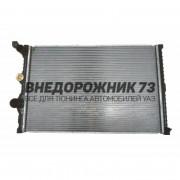 Радиатор водяного охлаждения Патриот 32мм 2-х рядный под кондиционер (алюмин)