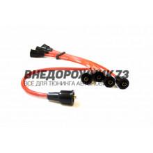 """Провода зажигания (высоковольтные) """"redBTR"""" (двигатель ЗМЗ 402)"""