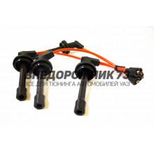 """Провода зажигания (высоковольтные) """"redBTR"""" (двигатель ЗМЗ 4091)"""