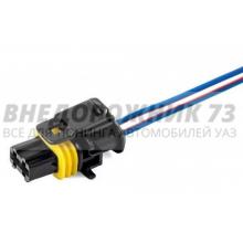 Колодка с проводами к датчику охлажд.жидкости для УМЗ Евро-4 А274 EvoTech 2.7