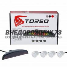 Парктроник TORSO TP-203, 4 датчика, LED-экран, биппер, 12 В