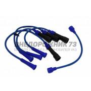 Провода высоковольтные силиконовые ЗМЗ-402, УМЗ-4178,4218 с наконечником (карбюратор)