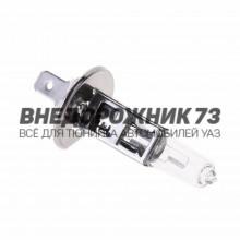 Лампа H1 12V 55W P14.5S SUPER WHITE