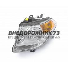 Блок-фара УАЗ ПРОФИ левая 2360-00-3711011-00