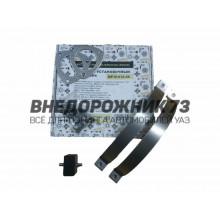 Комплект установочный глушителя УАЗ Патриот, Пикап, Карго дв. 409 Евро-3 с 2008 года выпуска