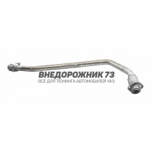 Труба приемная глушителя УАЗ Патриот,3160,3162 дв. IVECO