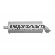 Глушитель 3160 (1 флянец)