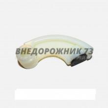 Башмак натяжителя цепи (406.10; двухрядная цепь 70/90 зв., диам. втулки 5,05 мм, Евро-2)