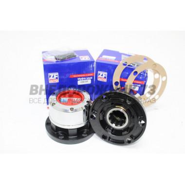 Муфты колесные (хабы) УАЗ «ZFauto» усиленные (к-т 2 шт)