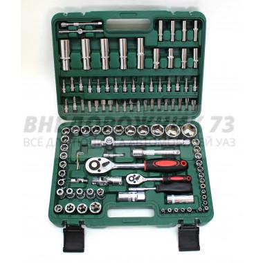 Набор инструментов 108 предметов (код 6258)
