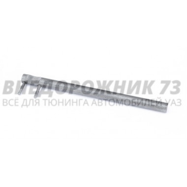 Ключ подтяжки ролика натяжителя ремня зубчатого усиленный ЗМЗ-514
