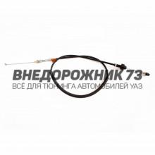 Трос привода акселератора УАЗ 31602 (Хантер 409дв)
