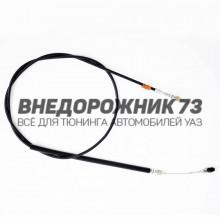 Трос привода акселератора УАЗ 374108 (дв. 40911 ЕВРО-4)