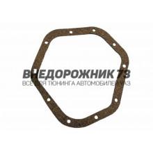 Прокладка крышки картера моста Спайсер УАЗ (резино-пробка)