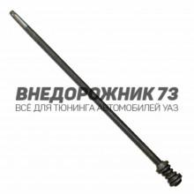 Вал червяка и червяк рулевого управления УАЗ-452