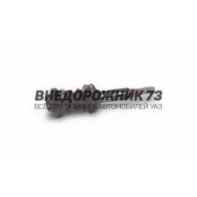 Вал червяка и червяк рулевого управления УАЗ-469