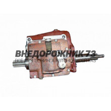 КПП (4ст) УАЗ-452, толстый вал н/o