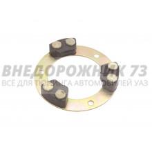 Пластина контактная сигнала рулевого колеса