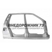 Боковина кабины правая УАЗ Пикап